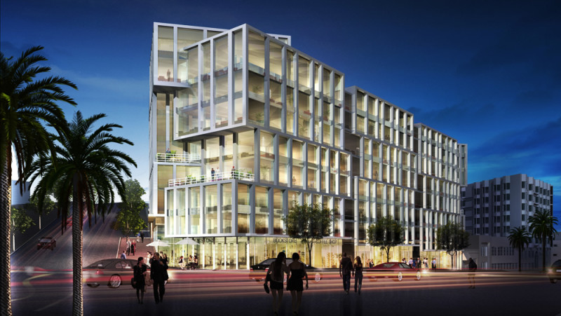 The Linea SF Condos – The First of Many in the Market Octavia Area