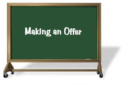 Making an Offer on a Property